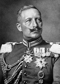 кайзер Вильгельм 2 в миройо войне