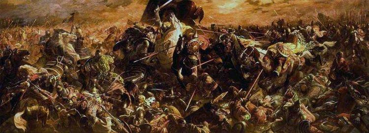 Куликовская битва кратко дата события значение картина куликовской битвой