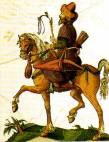 Опричниник Ивана Грозного - внещний вид
