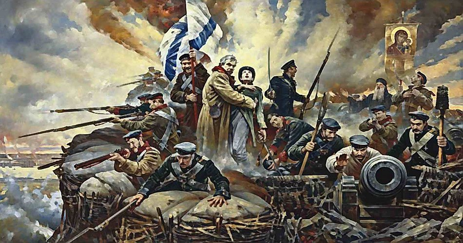 Поражение в Крымской войне - причина реформ