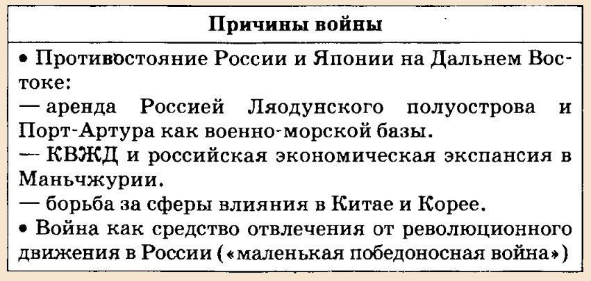 Краткий реферат о русско японской войне 2800