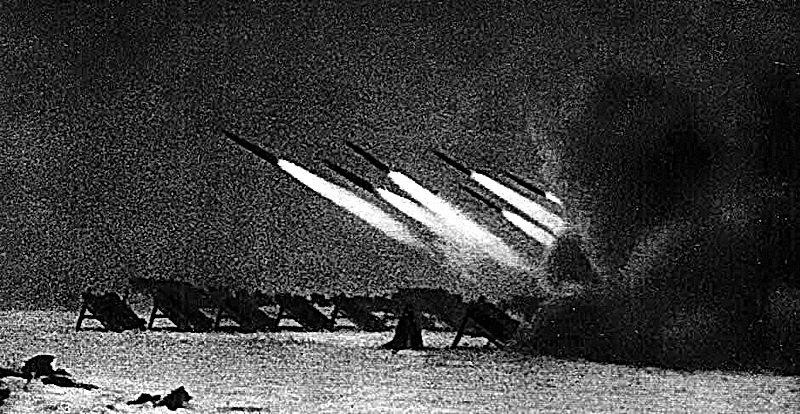 переход советских войск в контранступление
